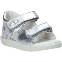 Pantofi Fete Sandale  Falcotto 1500781 02 Argint