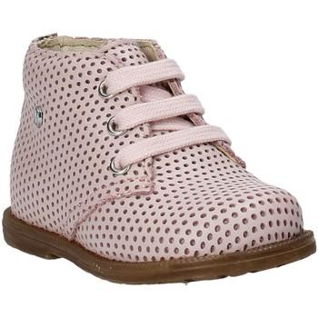 Pantofi Fete Ghete Falcotto 2014098 06 Bej