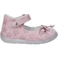 Pantofi Fete Balerin și Balerini cu curea Falcotto 2014559 02 Roz