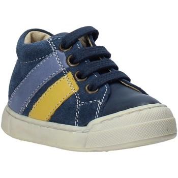 Pantofi Copii Pantofi sport Casual Falcotto 2014606 01 Albastru