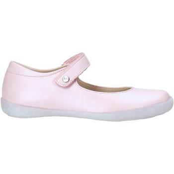 Pantofi Fete Balerin și Balerini cu curea Naturino 2014883 04 Roz