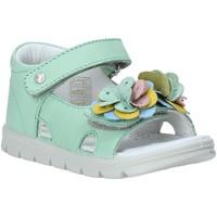 Pantofi Fete Sandale  Falcotto 1500891 01 Verde