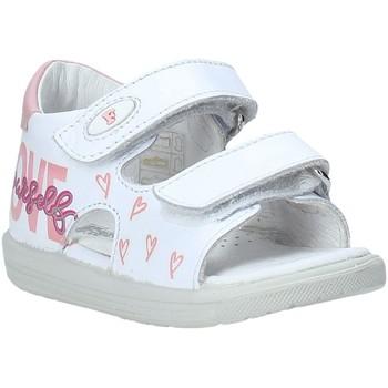 Pantofi Fete Sandale  Falcotto 1500899 02 Alb
