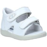 Pantofi Copii Sandale  Falcotto 1500675 01 Alb