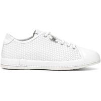 Pantofi Bărbați Sneakers Café Noir PT1030 Alb