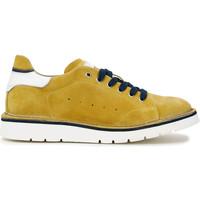 Pantofi Bărbați Sneakers Café Noir TS6010 Galben