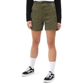 Îmbracaminte Femei Pantaloni scurti și Bermuda Dickies DK0A4XBXMGR1 Verde