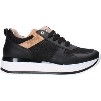 Pantofi Copii Sneakers Alviero Martini 0611 0930 Negru