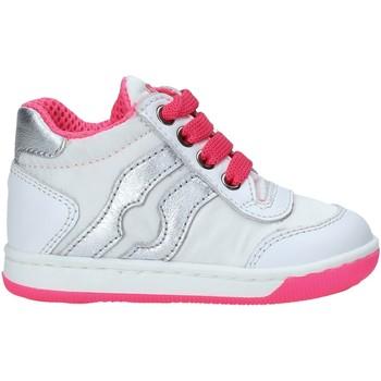Pantofi Fete Pantofi sport stil gheata Falcotto 2013553 03 Alb