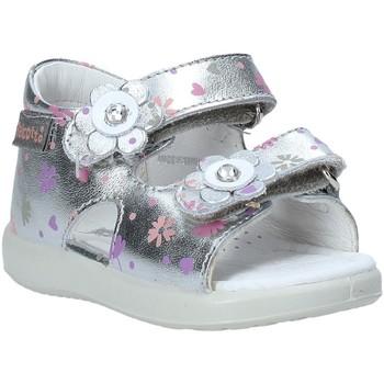 Pantofi Fete Sandale  Falcotto 1500896 04 Argint