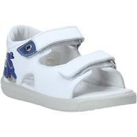 Pantofi Copii Sandale  Falcotto 1500898 01 Alb