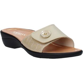 Pantofi Femei Papuci de vară Susimoda 1651 Bej