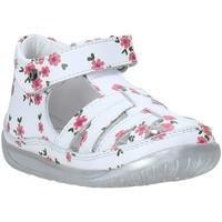 Pantofi Fete Sandale  Falcotto 1500814 12 Alb