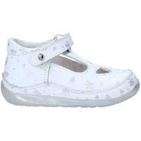 Pantofi Fete Sandale  Falcotto 2013358 16 Alb