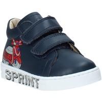 Pantofi Copii Pantofi sport Casual Falcotto 2015582 04 Albastru