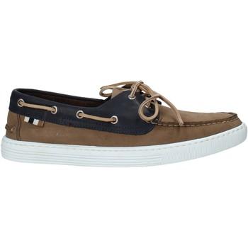 Pantofi Bărbați Pantofi barcă Café Noir TR7010 Maro