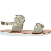 Pantofi Fete Sandale  Miss Sixty S21-S00MS786 Aur