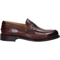 Pantofi Bărbați Mocasini Exton 102 Maro