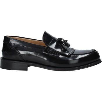 Pantofi Bărbați Mocasini Exton 105 Negru