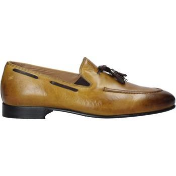 Pantofi Bărbați Mocasini Exton 1026 Galben