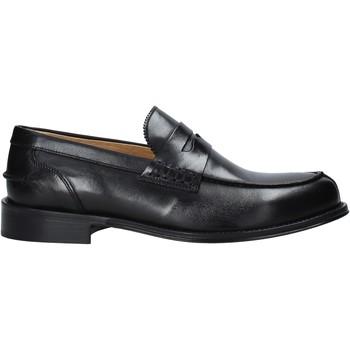 Pantofi Bărbați Mocasini Exton 102 Negru