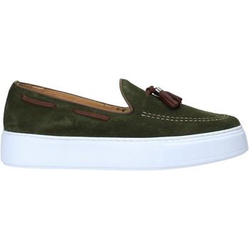 Pantofi Bărbați Mocasini Exton 511 Verde
