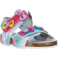 Pantofi Fete Sandale  Balducci AG-1555 Roz