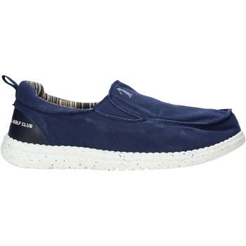 Pantofi Bărbați Mocasini U.s. Golf S21-S00US320 Albastru