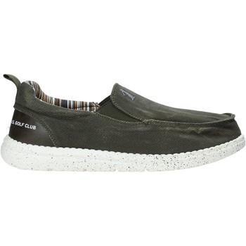 Pantofi Bărbați Mocasini U.s. Golf S21-S00US320 Verde
