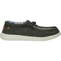 Pantofi Bărbați Mocasini U.s. Golf S21-S00US322 Verde