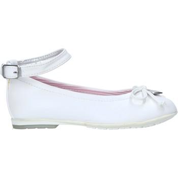 Pantofi Fete Balerin și Balerini cu curea Balducci AG-501 Alb