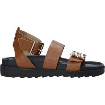 Pantofi Femei Sandale  Apepazza S1SOFTWLK05/LEA Maro