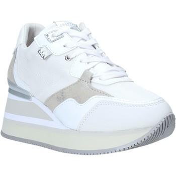 Pantofi Femei Pantofi sport Casual Apepazza S1HIGHNEW07/NYL Alb