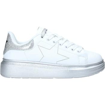 Pantofi Femei Pantofi sport Casual Shop Art SA050116 Alb