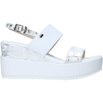 Pantofi Femei Sandale  Valleverde 32437 Alb