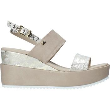 Pantofi Femei Sandale  Valleverde 32437 Bej