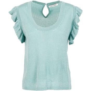 Îmbracaminte Femei Topuri și Bluze Café Noir JM6190 Verde