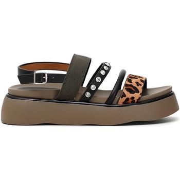 Pantofi Femei Sandale  Café Noir HL9390 Maro