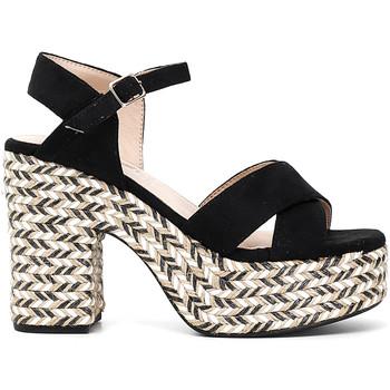 Pantofi Femei Sandale  Café Noir XK9301 Negru