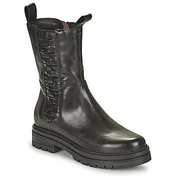 Pantofi Femei Ghete Mjus DOBLE SQUARE Negru
