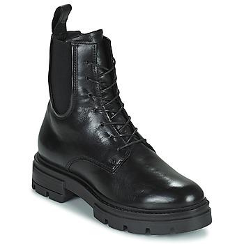 Pantofi Femei Ghete Mjus BEATRIX LACE Negru