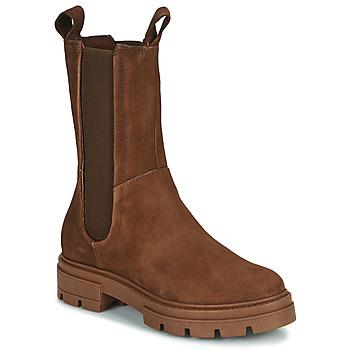 Pantofi Femei Ghete Mjus BEATRIX CHELS Camel