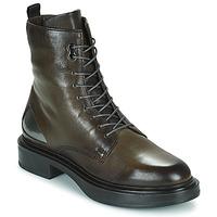 Pantofi Femei Ghete Mjus MORGANA LACE Gri / Culoare închisă