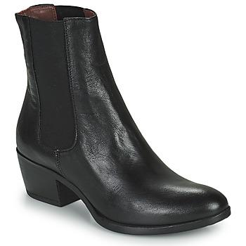 Pantofi Femei Botine Mjus DALLAS Negru