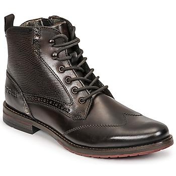 Pantofi Bărbați Ghete Bugatti LUSSORIO EVO Maro