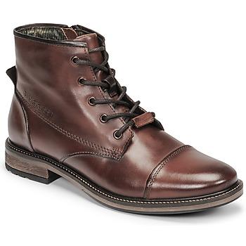 Pantofi Bărbați Ghete Bugatti MARCELLO I Maro
