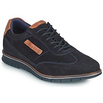 Pantofi Bărbați Pantofi Derby Bugatti SIMONE COMFORT Albastru