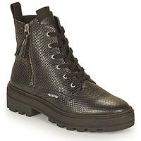 Pantofi Femei Ghete Palladium Manufacture CULT 04 NAP Negru