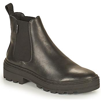 Pantofi Femei Ghete Palladium Manufacture CULT 01 NAP Negru