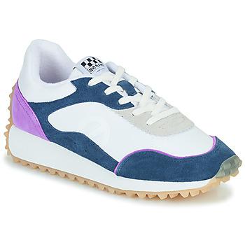 Pantofi Femei Pantofi sport Casual No Name PUNKY JOGGER Alb / Albastru